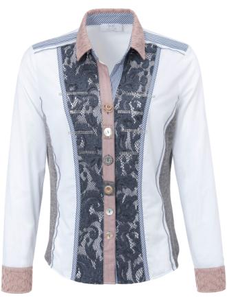 Skjorte Fra Just White multicolor - Peter Hahn