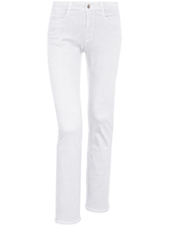 "Jeans ""Dream Skinny från Mac vit"