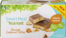 Mealbars Smooth Caramel 4-pack - 40% rabatt
