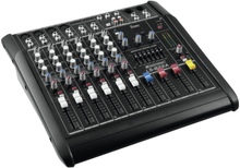 Omnitronic LS-822A Powered Live Mixer