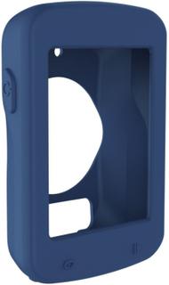 Garmin Edge 820 beskyttelses deksel laget av silikon - Mørk blå