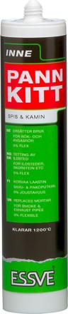 ESSVE Spis och Kamin Pannkitt svart, 300ml