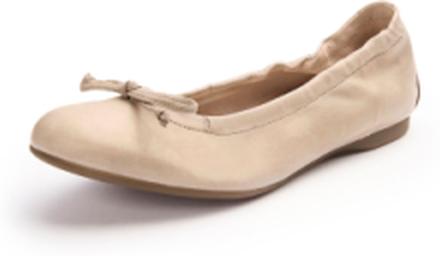 Ballerinaskor från Gabor beige