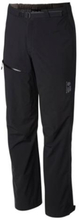 Mountain Hardwear Mens Stretch Ozonic Pant, Black