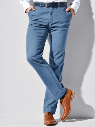 Regular fit-bukser model Everest Fra Brax Feel Good blå