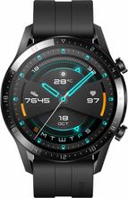 Huawei Watch GT2 Latona-B19s Sport 46mm mit gehärtetem Glas Displayschutzfolie - Matte Schwarz