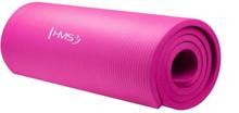 Yogamatta 183x63 cm - Serisröd
