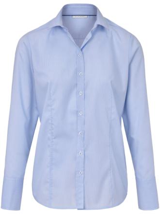 Skjorte lange ærmer Fra Eterna blå - Peter Hahn