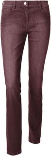 Jeans, modell SHAKIRA från Brax Feel Good röd