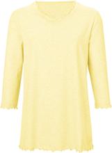 Pyjamas 3/4-ärm från Peter Hahn gul