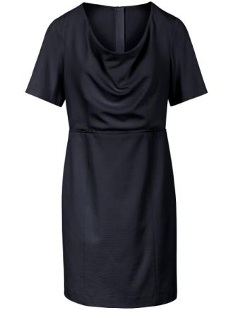 Klänning halvlång ärm från Laura Biagiotti Donna blå