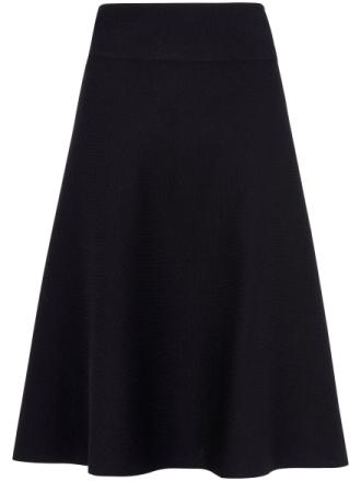 Stickad kjol från Windsor blå