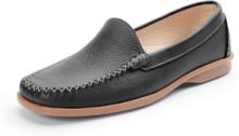 Loafers från Peter Hahn svart