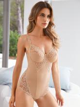 Bügel-Body Deauville Prima Donna beige
