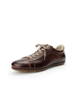 Sneakers Barney 100% skind Fra Lloyd brun - Peter Hahn