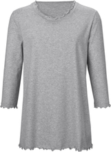 Pyjamas 3/4-ärm från Peter Hahn grå