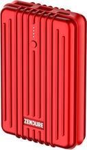Zendure A3 PD Portable Charger 10 000 mAh Laddare Röd OneSize