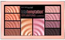 Maybelline Total Temptation Eyeshadow & Highlighting Palette 12 g