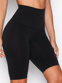 Pieces Pcimagine Shapewear Shorts Shaping & Support Svart