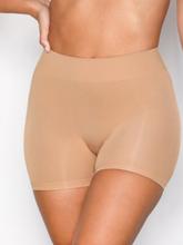 Pieces Pclondon Mini Shorts Noos Lys brun