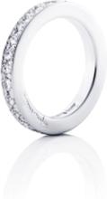 Efva Attling Big Stars & Signature Ring Vitguld