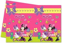 Minnie Mus Bursdagsduk - 120x180 cm