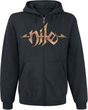 Nile - Vile Nilotic Rites -Hettejakke - svart