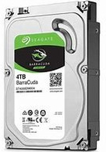 "Seagate 4TB BarraCuda 3.5"" HDD SATA 3.0 5400RPM 256MB CacheSeagate brings over 20 years of trusted performance and reliability tothe Seagate® BarraCuda® 3.5-inch HDD now available incapacities up to 8 TB."