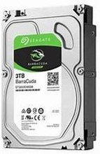 "Seagate 3TB BarraCuda 3.5"" HDD SATA 3.0 7200RPM 256MB CacheSeagate brings over 20 years of trusted performance and reliability tothe Seagate® BarraCuda® 3.5-inch HDD now available incapacities up to 8 TB."