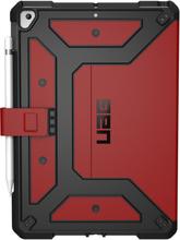 Urban Armour Gear Metropolis Series case f�r iPad 10.2 (2019) 121916119393 - Magma