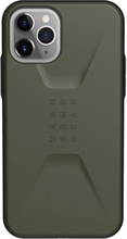 Urban Armour Gear Civilian Series case f�r iPhone 11 Pro 11170D117272 - Olive Drab