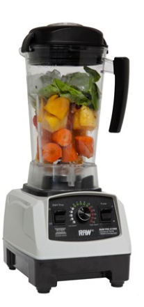 Raw Blender Pro X1500 Vit 1500W 2,0 HK 2,0 L Raw