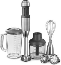 KitchenAid - Kitchen Aid Stavmikser, Rustfritt stål
