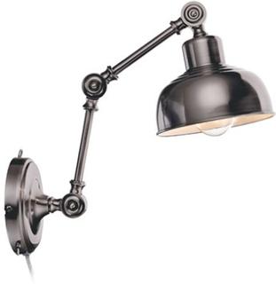 Markslöjd Grimstad Væglampe Antik/Sølv Markslöjd