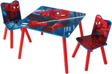 Spiderman Bord og Stoler