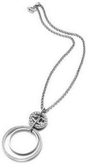Halsband för kvinnor Just Cavalli SCDE01 (50 + 5 cm)