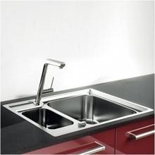 Franke Argos AGX 260 Rustfrit stål køkkenvask