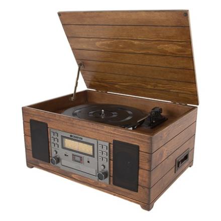 Champion Vinylafspiller Multifunkt. Retro