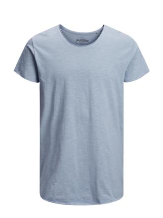 JACK & JONES Casual T-shirt Men Blue