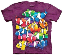 Bubblegum Clowns t-shirt