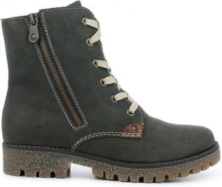 Rieker Green Boots Dame 36-42