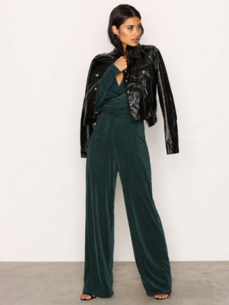 Jumpsuits - Grønn NLY Trend Glamorous Jumpsuit