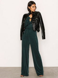 NLY Trend Glamorous Jumpsuit Jumpsuits Grøn