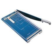 Dahle Kontorsgiljotin, 460mm, papper, blå