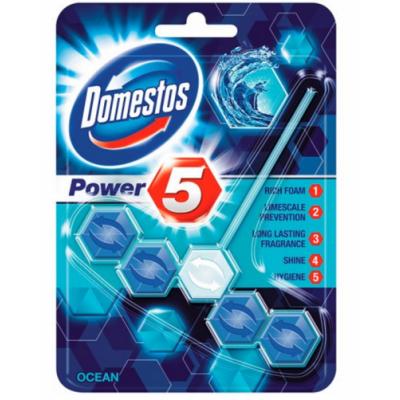 Domestos WC-Duftstein Power 5 Ocean 55 g