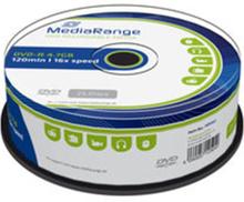 MediaRange DVD-R 16x 4,7GB spindle (25)