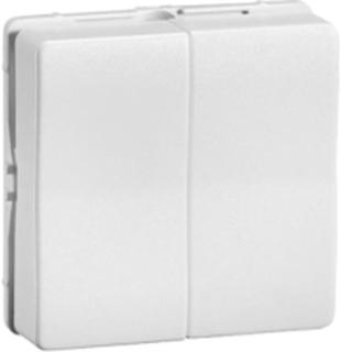Ombygningskit til Philips Hue Tap Switch - Hvid