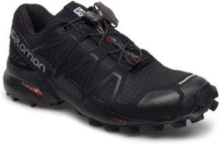 Speedcross 4 W Shoes Sport Shoes Running Shoes Sort Salomon