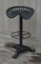 Barstol i gjutjärn (68 cm)