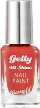 Barry M. Gelly Nail Paint 53 GInger 10 ml